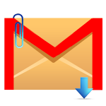 gmail attachment extractor app icon