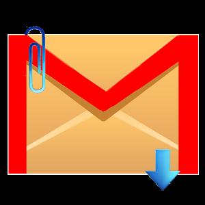 how to get transparent gmail logo